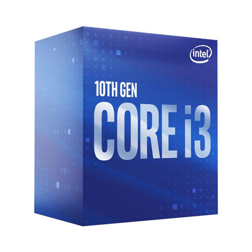 Core i3 10100