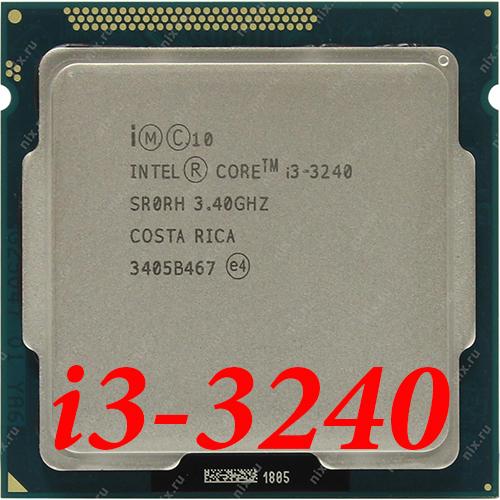 Core i3 3240