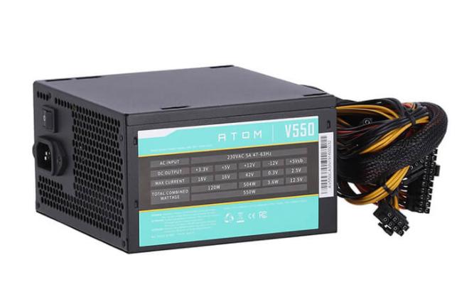 Antec ATOM V550