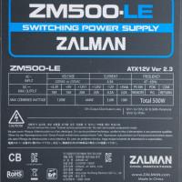 Zalman ZM500-LE
