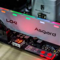 Asgard 8G/2666 LED RGB