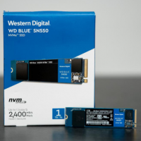 Western NVME SN550 : 250G(NEW)