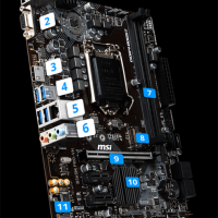 MSi B365M Pro VH