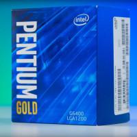 Pentium G-6400 (NEW)